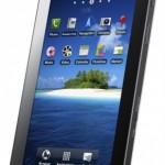 Foto de Samsung Galaxy Tab, también disponible en Movistar