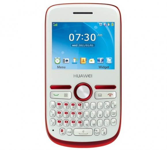 Huawei G6608 Hichat un nuevo equipo para el pblico joven 