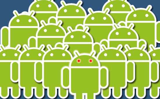 Android y las aplicaciones en caso de extravo 
