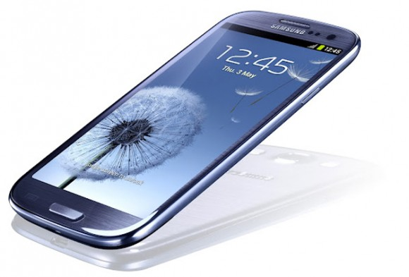 Samsung Galaxy S3 en operadores espaoles 