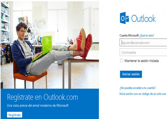 Hotmail pasará a ser Outlook.com