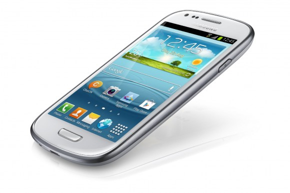 El ms buscado en los operadores espaoles: Samsung Galaxy S3 
