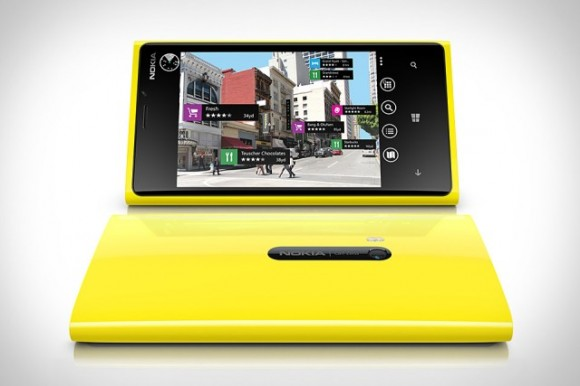 Vodafone ofrece el Nokia Lumia 920 desde 0 euros 