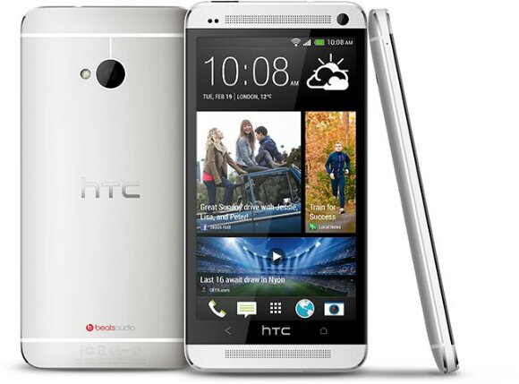 HTC One llega a Orange