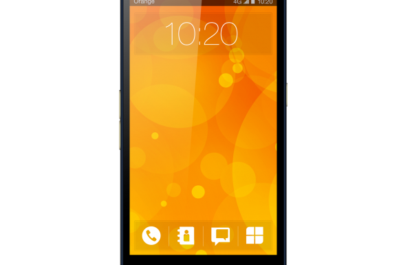 Orange Fova con 4G, otro smartphone asequible